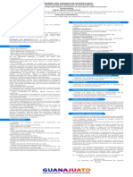 Convocatoria Policía Custodia Guanajuato 2021 en PDF