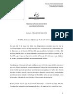 2021-00448 Avoca Conocimiento con Medida Provisional