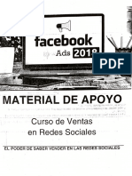 Curso de Ventas en Redes Sociales 2018