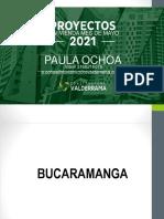 Proyectos de Vivienda Constructora VALDERRAMA ( MAYO  2021)