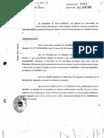El comodato de 1997 por la isla Sabino Corsi