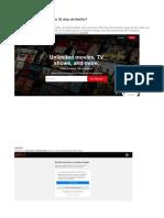 Cómo Recibir La Mejora de 30 Días de Netflix (1)