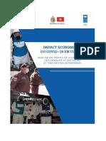 Tunisia Rapport Final PNUD Etude Micro FINAL