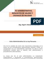 requisitos de valides del acto juridico