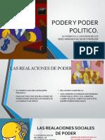 PODER Y PODER POLITICO