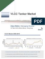 VLCC Market