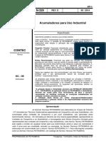 N-0329 Acumuladores para uso industrial