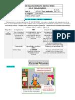 2P Guía 1 - 2.3 NATURALES– Lic. LEIDY BURGOS