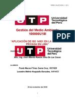 La Contaminación de Minería Informal en El Perú (1)