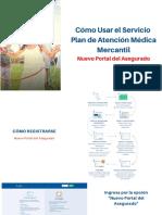 Cómo generar una orden PAMM-Nuevo Portal del Asegurado