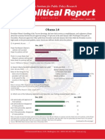 Political Report January 2011
