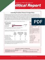 Political Report February 2011