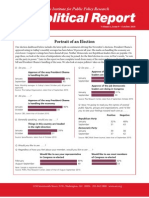 Political Report October 2010