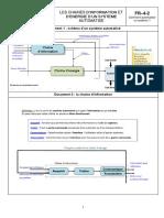 Cl4 - FR -4-2 -Les chaines d'information et d'énergie