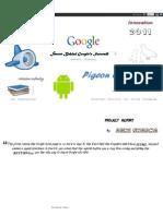 Secret Behind Google's Success ( Must Read Project Report )
