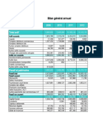 Modele Analyse Financiere Au Format Excel