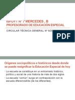 2020 INT EDUC ESP  PARADIGMAS DE LA  E ESP CIRCULAR 5