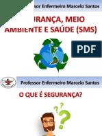 Segurança - Meio Ambiente - Saúde (Aula 01)