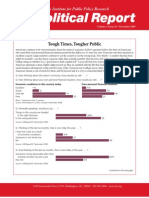 Political Report November 2009
