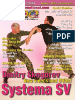 Martial Arts Magazine Budo International 416 – November 2 fortnight – 2020