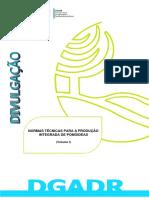 Normas Tecnicas Prodi PomoideasVol I