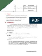 Laporan Manajemen Proses - Rizal Fathul Anwar