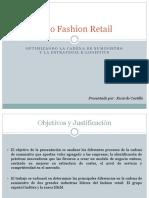 Caso Fashion Retail