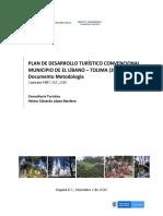 Plan de Desarrollo Turistico Libano