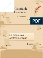 Federación centroamericana