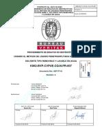 K062-BVP-CVPUE-CQ-N-PR-007 Procedimiento NDE MΘtodo Lφquidos Penetrantes