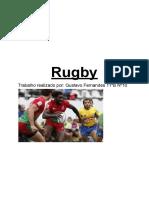 Trabalho rugby