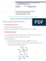 EXAMEN_CRISTALLO_SMP_SMC_S4_1s_16_17 AVEC SOLUTION