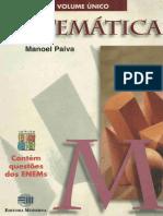 Matemática - Volume Único - Manoel Paiva-OCR