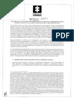Directiva para investigación de delitos cometidos en el marco de las protestas