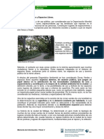 ESPACIOS VERDES DE  PROXIMIDAD EN EL PLAN DE ORDENACION URBANISTICA DE MALAGA