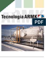 Tecnologia ARMK - Brochure