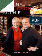 CUISINE ROBUCHON SOPHIE â  - Alain Ducasse