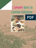 Recettes - La Cuisine Italienne