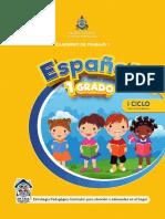 Cuaderno de Trabajo Español 1° (1)