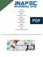 Cuestionario 3 Mercadotecnia 1
