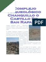 Complejo arqueologico politico