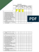 GRUPAL Práctica de Tildación Diacritica- Enfatica- Roburica
