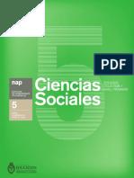 Cuadernos Para El Aula - NAP - Ciencias Sociales 5