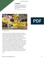 O ABC do samba (VEJA RIO)