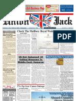 Union Jack News — March 2011