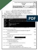 Sujet_Linux_SRI_2020 Corrigé