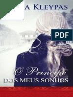 Lisa Kleypas - 02 O Príncipe dos meus Sonhos