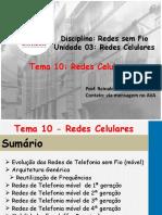 Tema 10 RedesCelulares