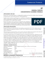 AMS - Chemcials GP Formula