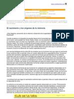 clubdelateta REF 131 El nacimiento y los origenes de la violencia 1 0